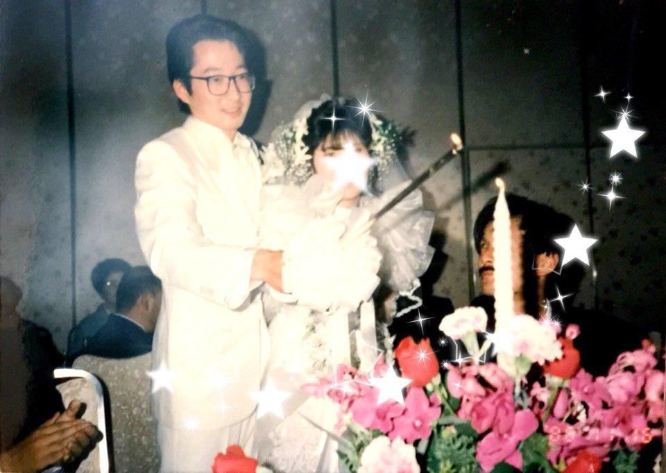 川崎英彦の活動報告、今日は結婚式で幸せを頂いてきました。