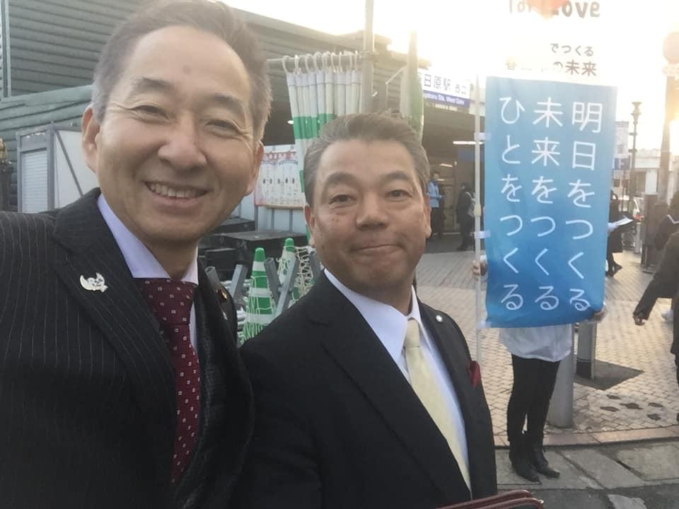川崎英彦の活動報告