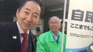 中牟田伸二事務所のヨシハラさんです。